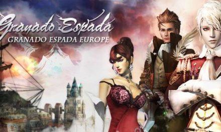 Granado Espada Europe new Video Trailer and Teaser
