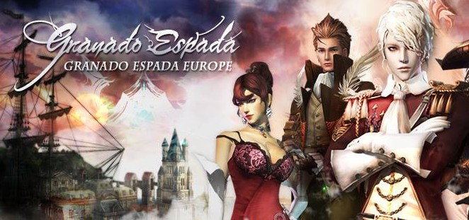Granado Espada Europe new Video Trailer and Teaser