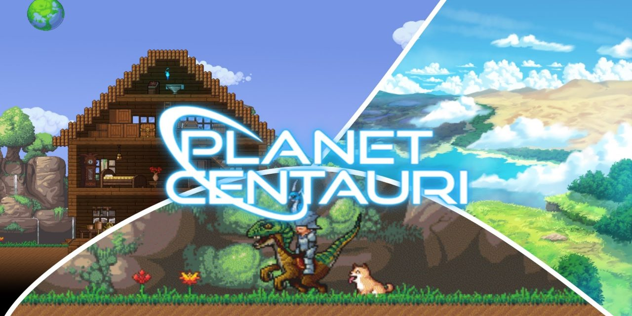 Planet Centauri coming June 3