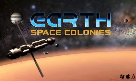 Earth Space Colonies launches on Steam
