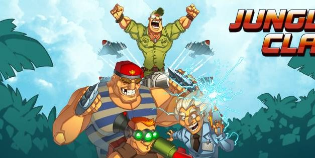 Jungle Clash released for iOS and Android