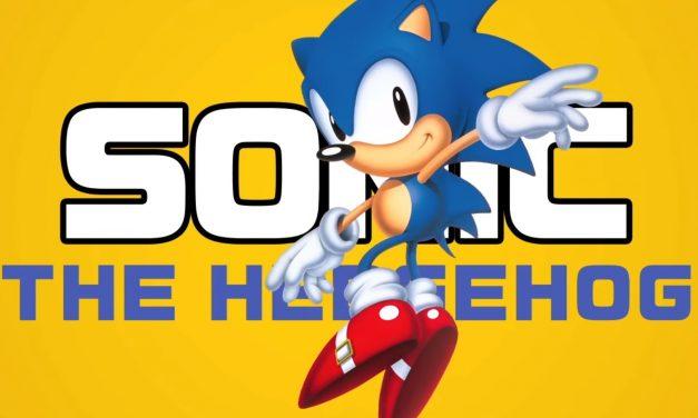 Sega reveals Sonic 2017