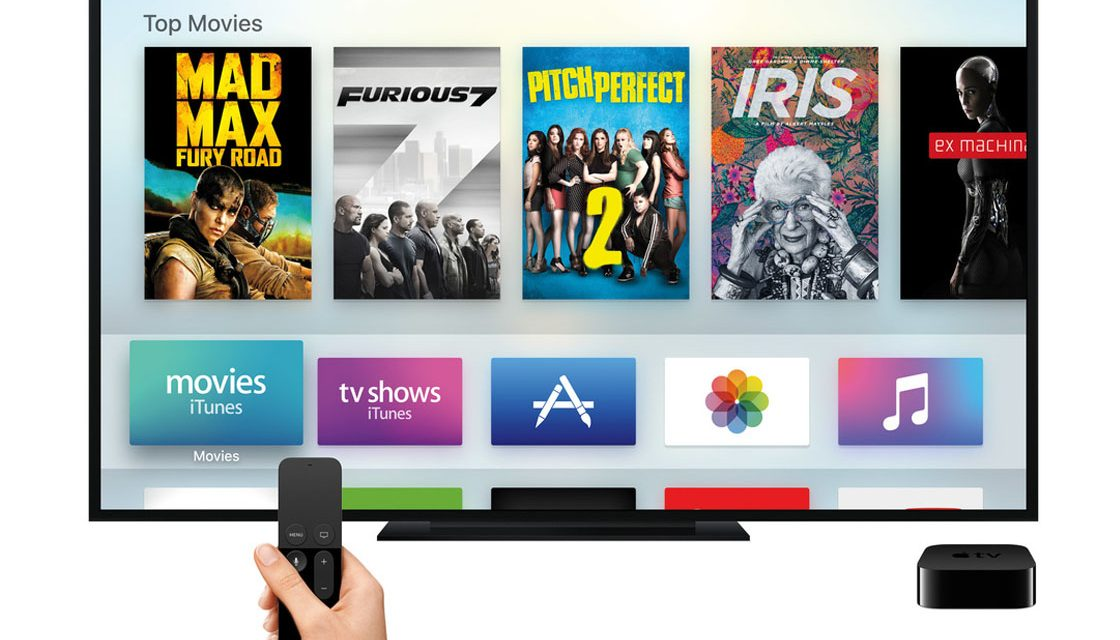 New AppleTV Remote app for Apple TV