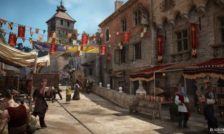 Black Desert Online developer diary