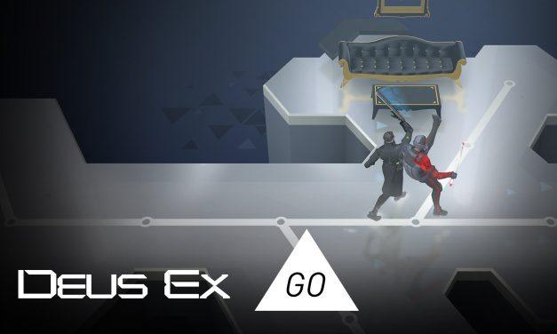 Deus Ex GO Goes Live on mobile stores