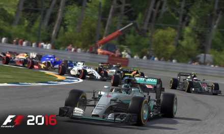 Career Mode stars in new F1 2016 trailer