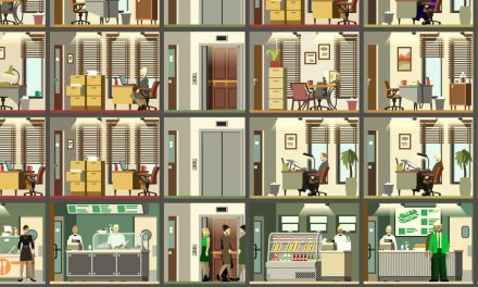 Project Highrise addictive gameplay Trailer