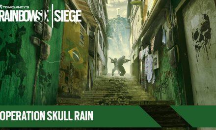 Tom Clancy's Rainbow Six Siege Skull Rain launches today