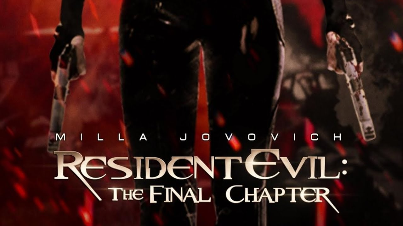 Resident Evil the Final Chapter trailer - GameConnect