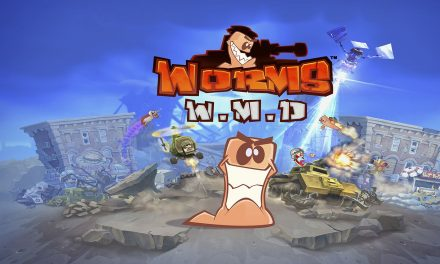 Worms W.M.D Out Now