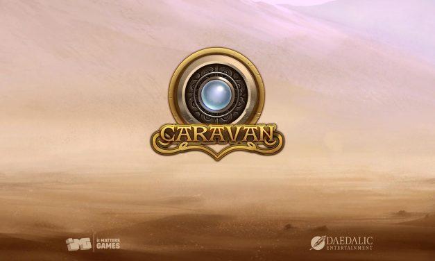 Caravan Out Now