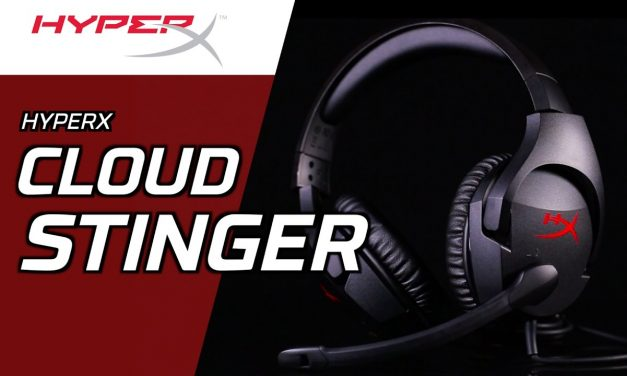 HyperX Cloud Stinger Headset now available