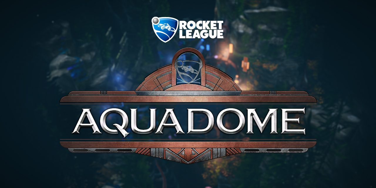AquaDome update for Rocket League available today