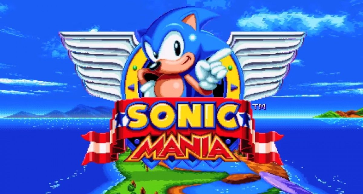 Sonic Mania collectors edition coming to Europe