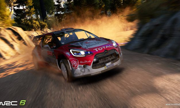 Realism is focus in WRC 6 trailer