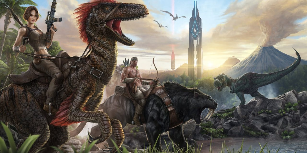 Ark Survival Evolved hits PS4 on December 6
