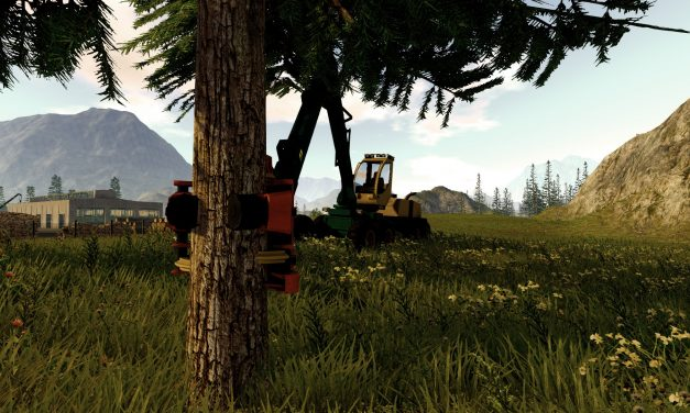 Forestry 2017: The Simulation now available