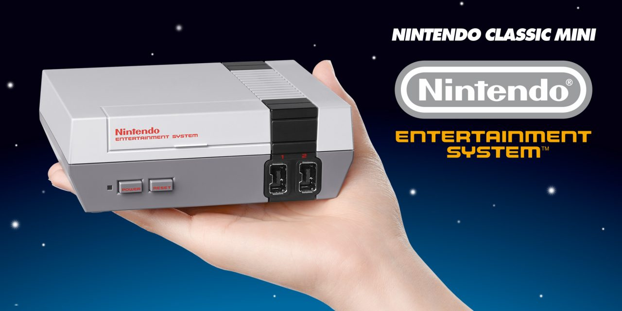Nintendo Brings Back the 80s