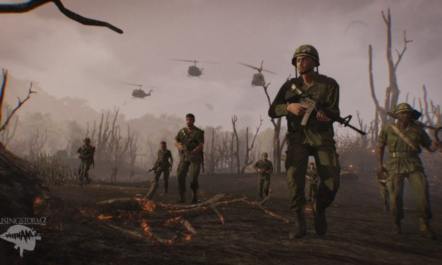 Lots of customization in Rising Storm 2 Vietnam