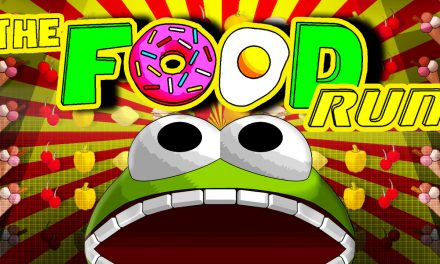 Puzzle game The Food Run new on Steam