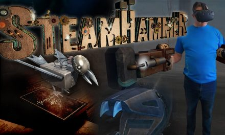 Early 2017 launch for SteamHammerVR