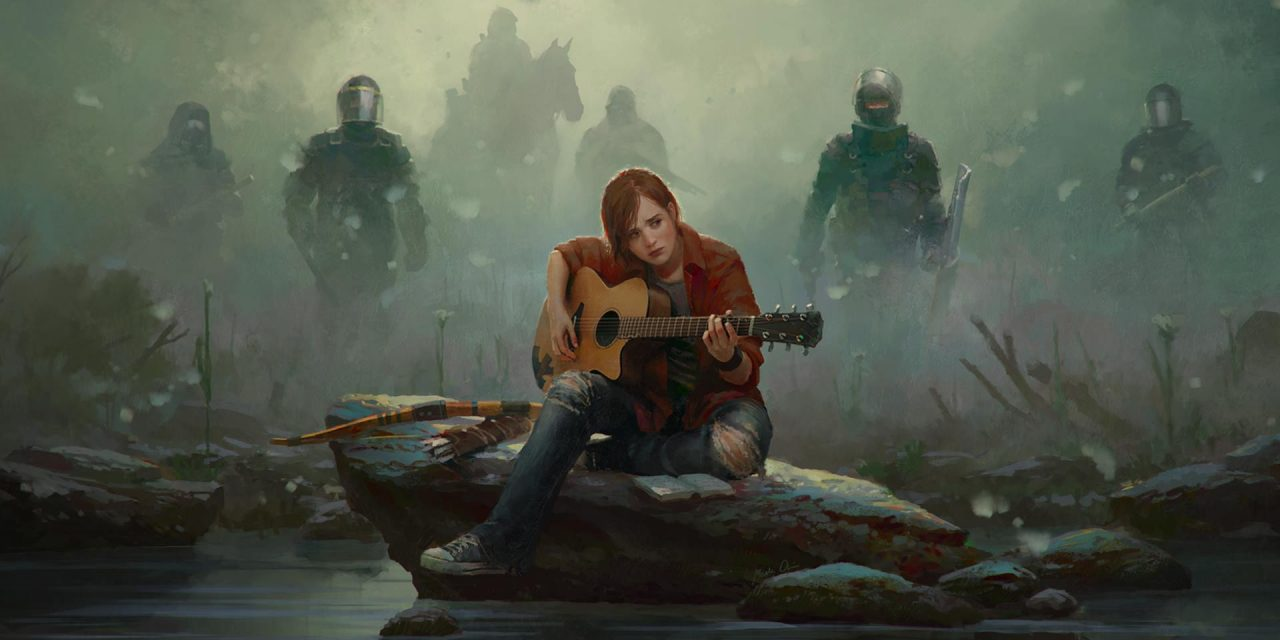 The Last of Us Part 2 is coming