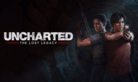 Uncharted: The Lost Legacy is coming to PS4