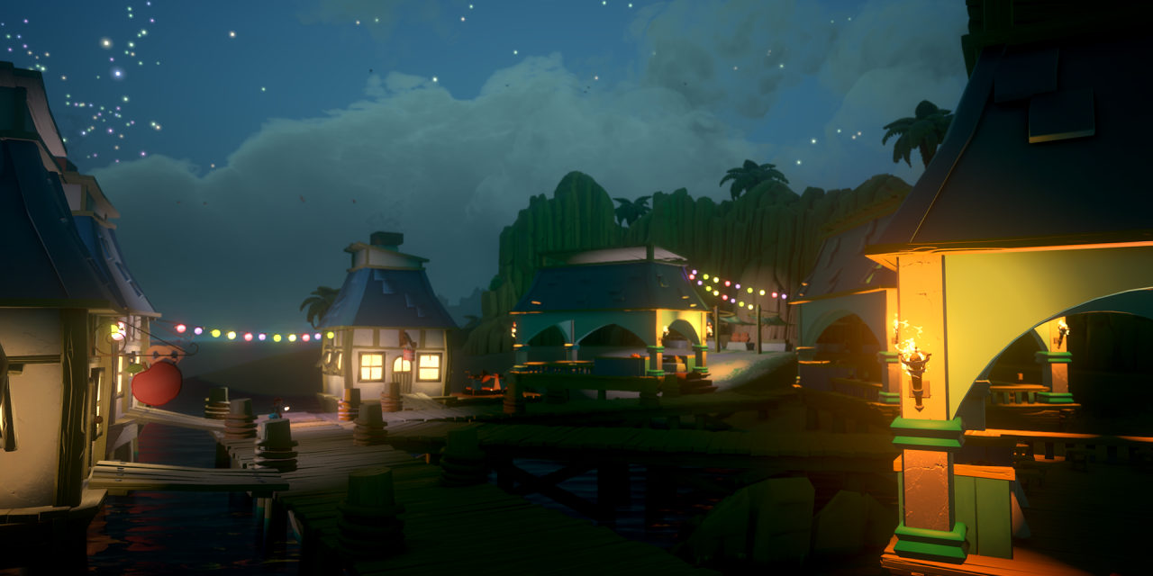Explore the Gorgeous Open World of Yonder