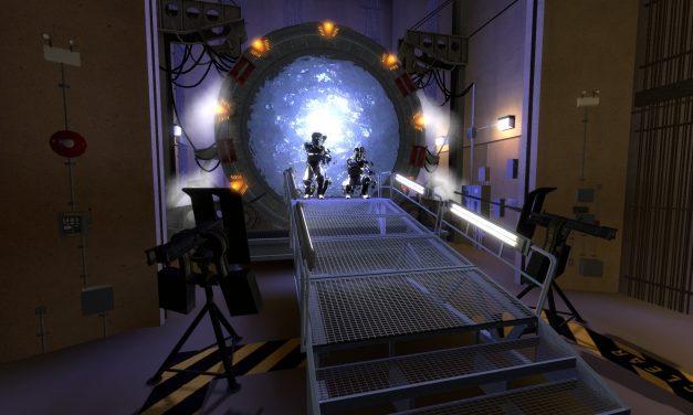 Stargate: The Last Stand (Server)