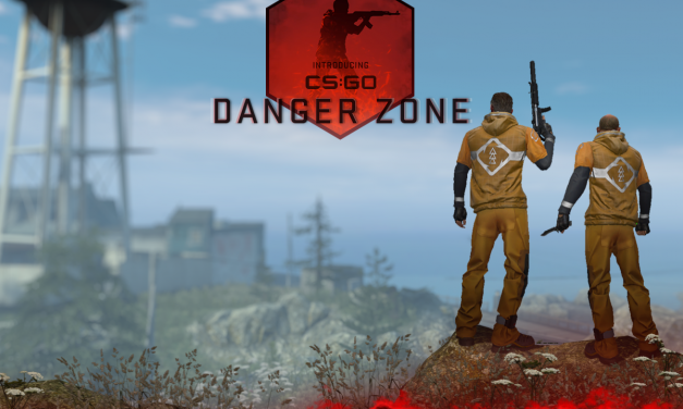CS:GO Danger zone now available