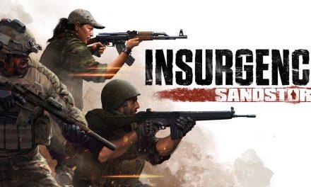 Insurgency Sandstorm Open Beta Weekend
