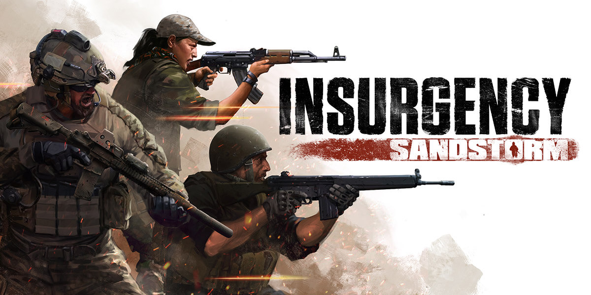 Insurgency Sandstorm Open Beta Weekend