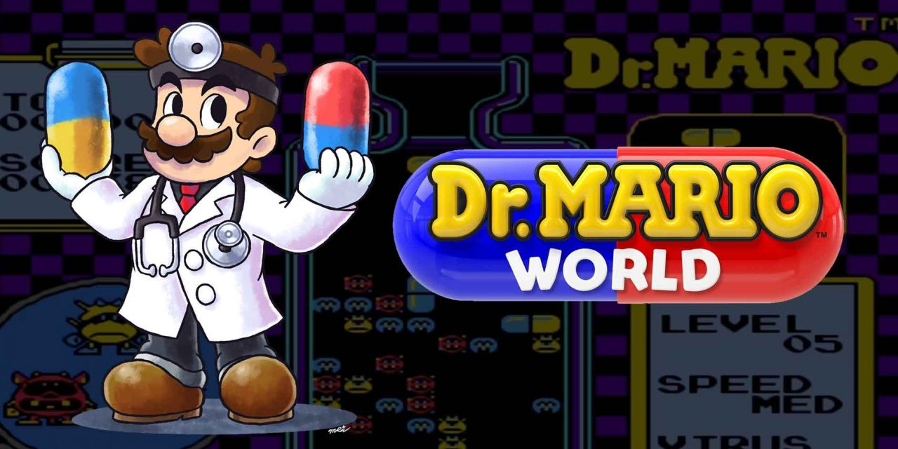 Nintendo announces Dr. Mario World mobile game
