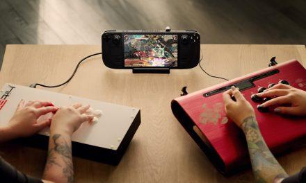 Valve introduces Steam Deck